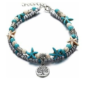 Jewelry - Double-Layer Anklet/Bracelet